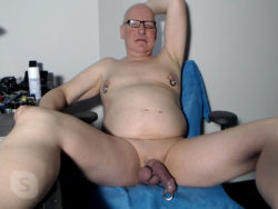 naked faggot Wolfgang Schanz to be exposed and used