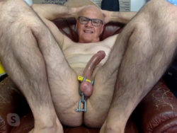 Dusty old fart from skype group