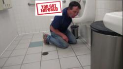 Urinal Pig