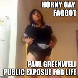 Kinky Paul greenwell