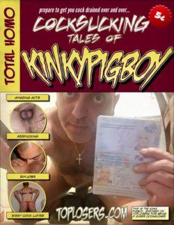 KinkyPigBoy Gets EXPOSED!