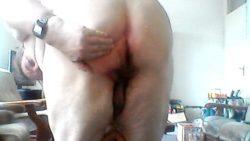 My virgin Ass