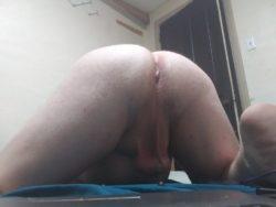 Faggot pussy