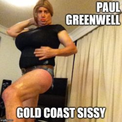 Paul greenwell exposed faggot loser