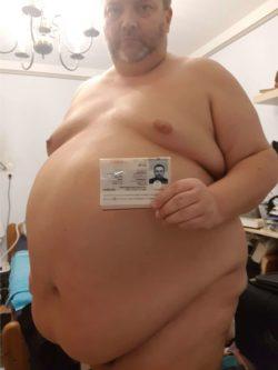 Fat boy fat ass Tom exposed