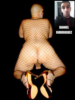 Sissy whore daniel rodriguez exposed