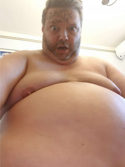 Fat fucking Farmer Ted is back