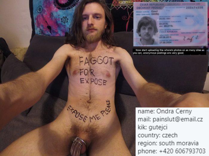 Exposing slut gutejci want exposure! Help and spread!