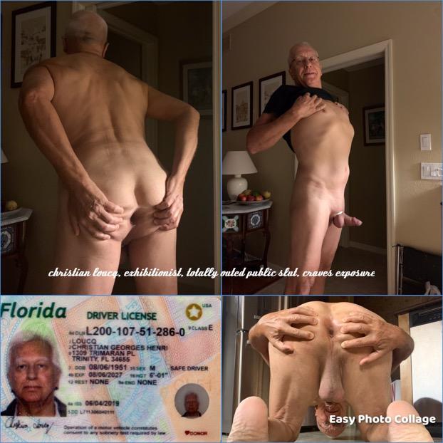 christian loucq, slut totally exposed