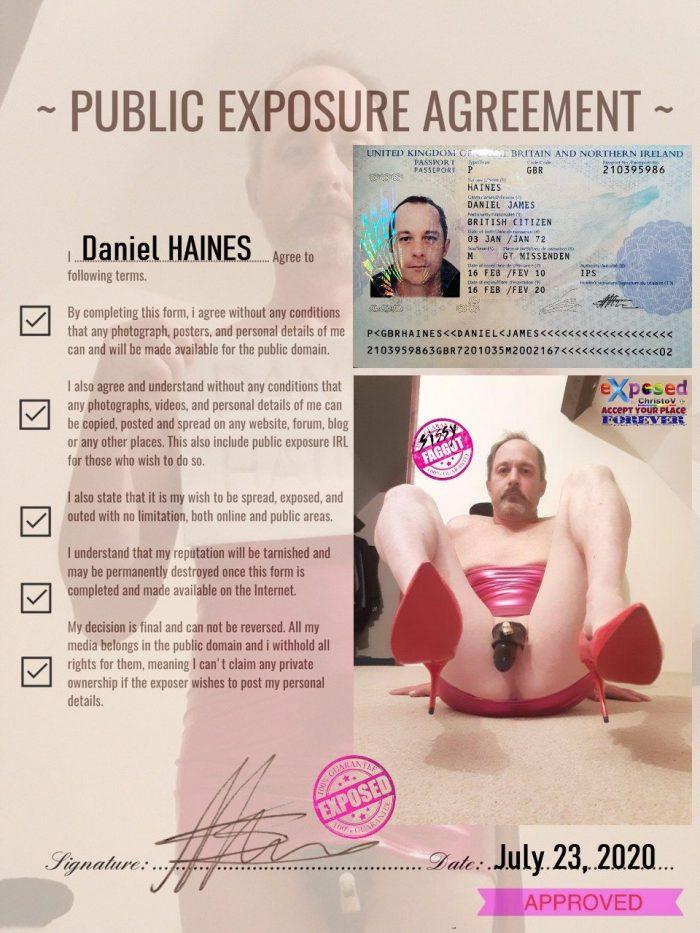 Daniel Haines