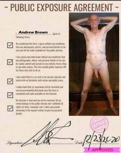 Introducing myself. I'm Andrew!