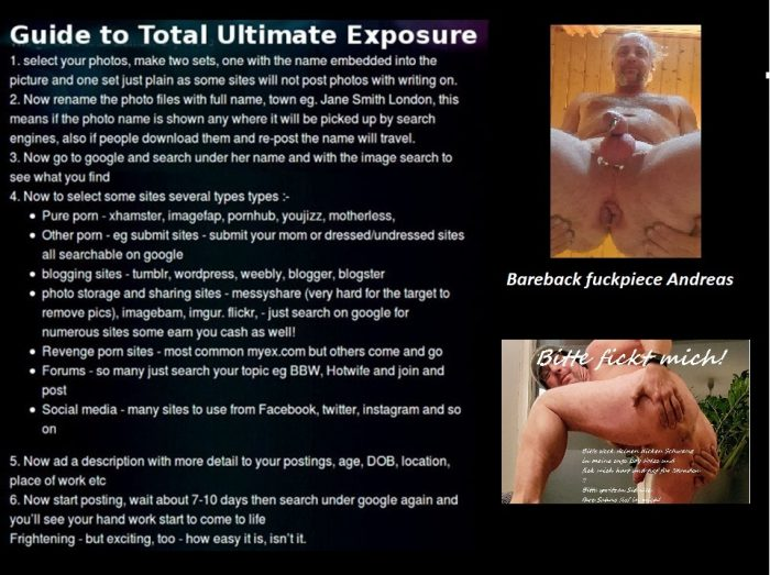 Guide to Total Ultimate Exposure of Andreas Tomschik