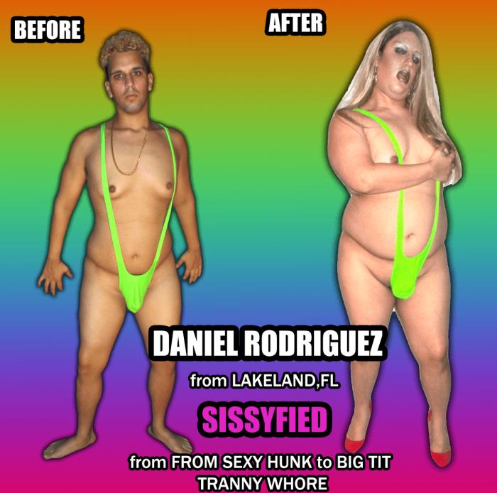 DANIEL RODRIGUEZ TRANNY WHORE