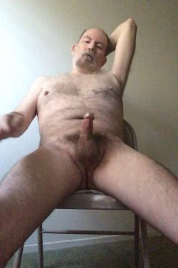 3 photos of me naked and erect