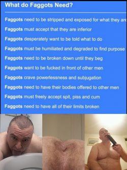 Faggot Karl Bennett