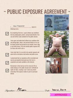 Fat Fag Guy Trepanier PEA
