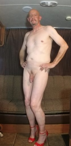 It's a new month, what better reason to post a nude! Andrew Brown – Exposed Faggot