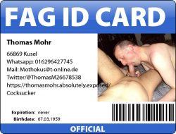 Thomas Mohr exposed