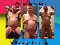 Wolfgang Schatz – Will always be a fag