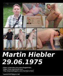 Martin Hiebler entlarven