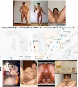 Find someone locally to make him his whore! (check link)
