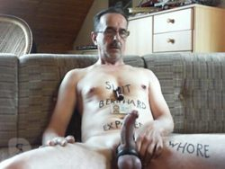 GERMAN SLUT TAIL WILL GET FULL HARD WHEN BE EXPOSED …MAKES ME HARD DAY AND NIGHT