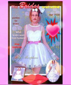 Sissy bride PrincessNazli