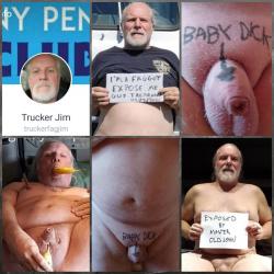 Tiny dick faggot Guy Trepanier