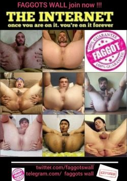 Faggots wall
