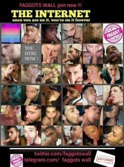 Faggots Wall Vol. 2