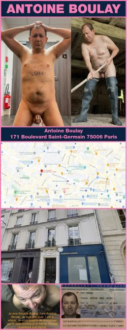 Antoine Boulay Totally Outed