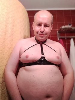Pavel – sissy faggot with big boobs – 1