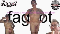 PUTRID FAGGOT