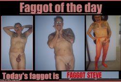 Faggot Steve Ryan
