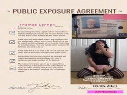 Exposed Thomas Lennon PEA