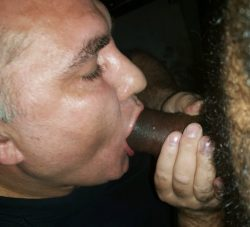 sucking cocks in gloryhole and porn theater